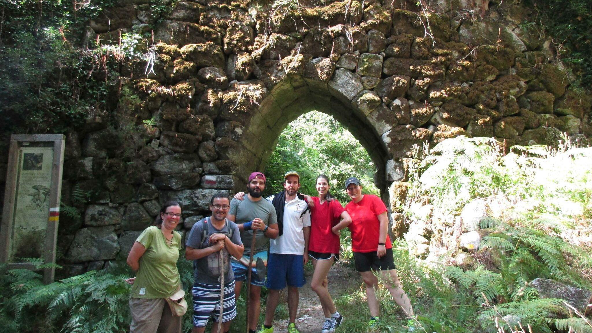 ruta barragán turismo galicia